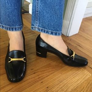 Gucci Loafer Heels